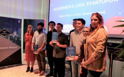 Zakończyła się II runda Akademickiej Ligi Startupów