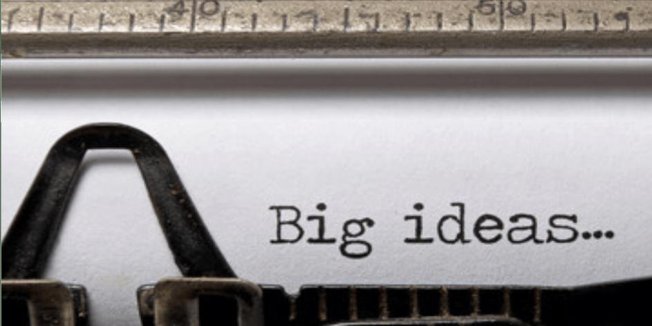 Dużo pomysłów – co z nimi zrobić?